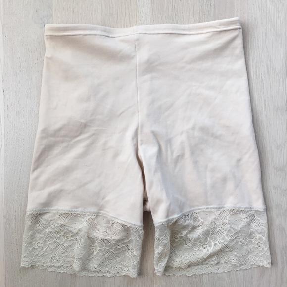 85b44aff0eb48 Maidenform Flexees Thigh Slimmer Shapewear Size L